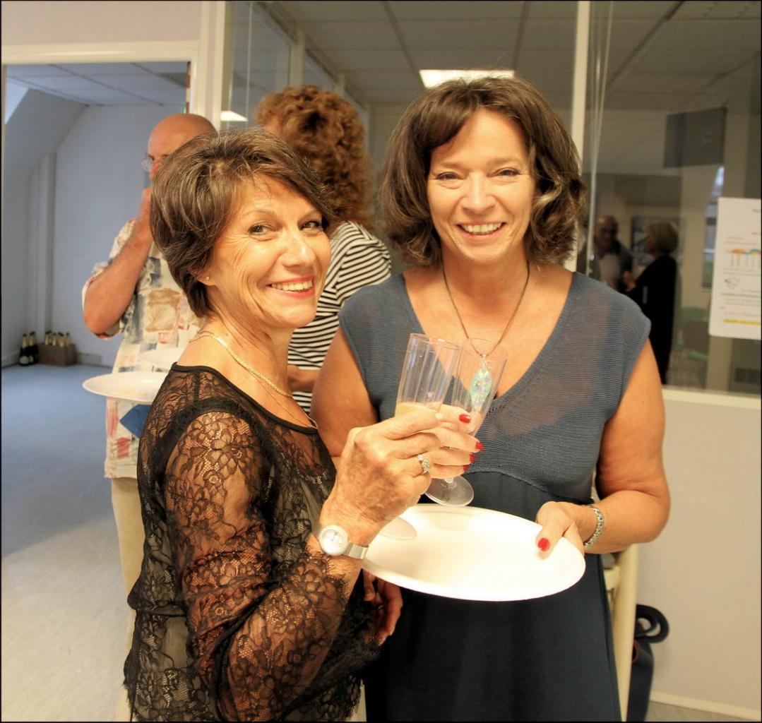 Inauguration des nouveaux locaux de Méré le 8 septembre 2017