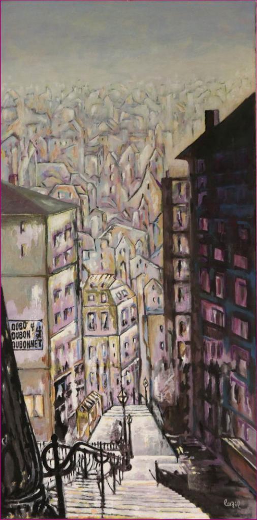 496_170908 Le Hérisson Peinture Lucien Zilberstein_9269