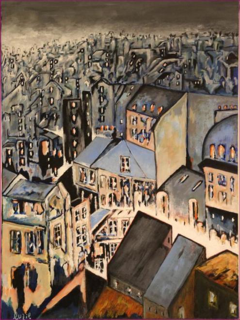 502_170908 Le Hérisson Peinture Lucien Zilberstein_9267