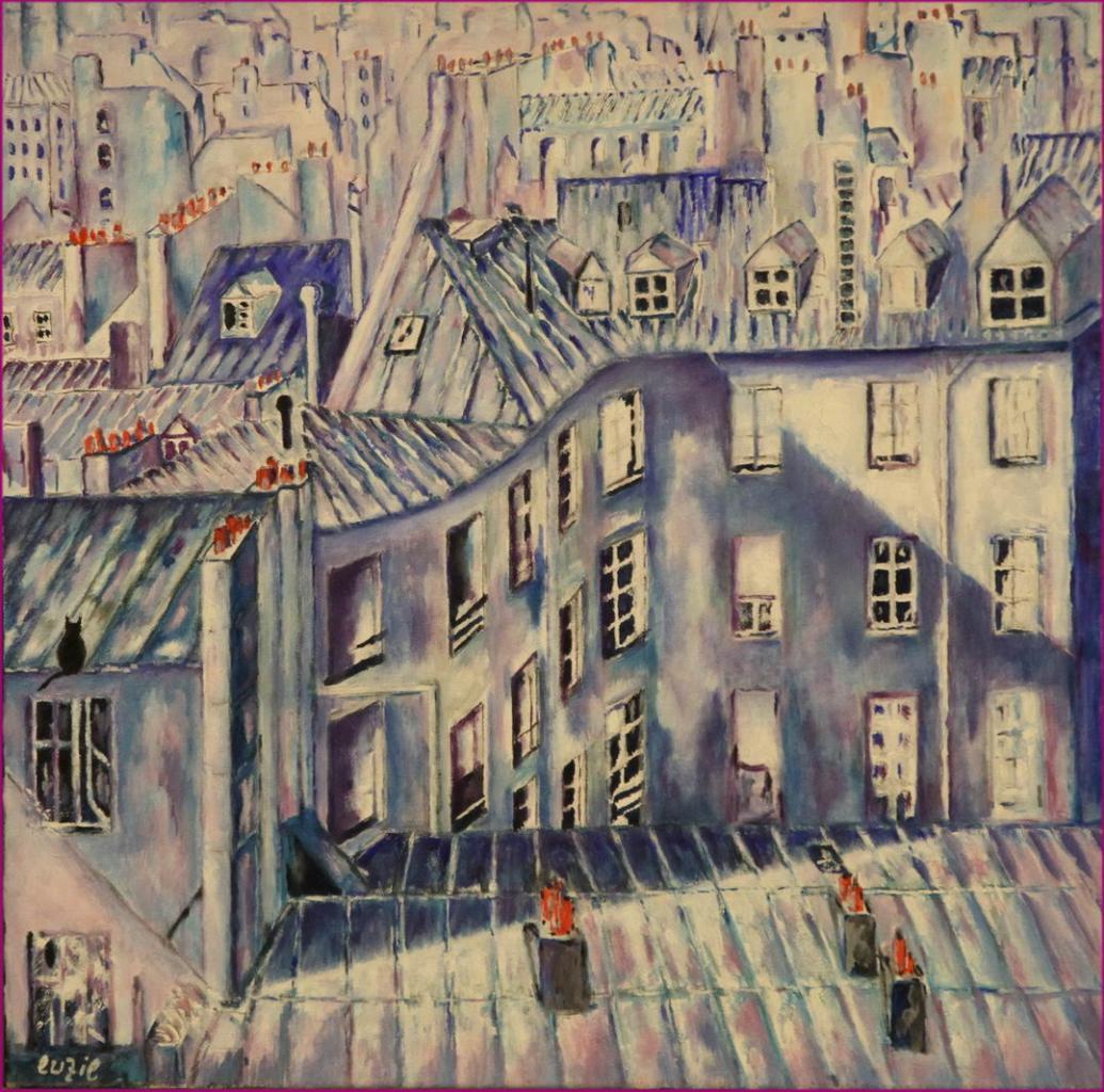 508_170908 Le Hérisson Peinture Lucien Zilberstein_9274